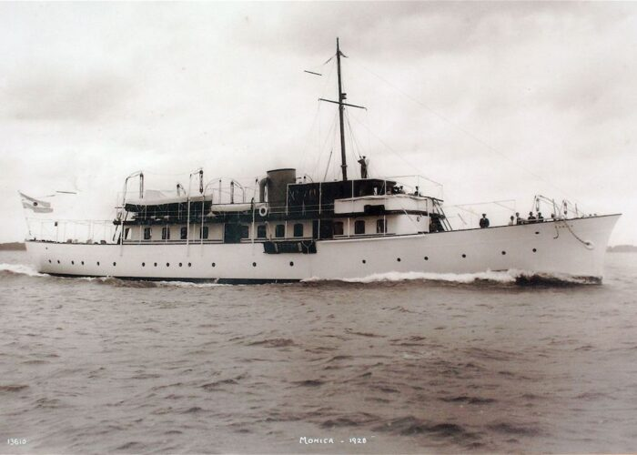 Yacht-in-1928-then-named-Monica
