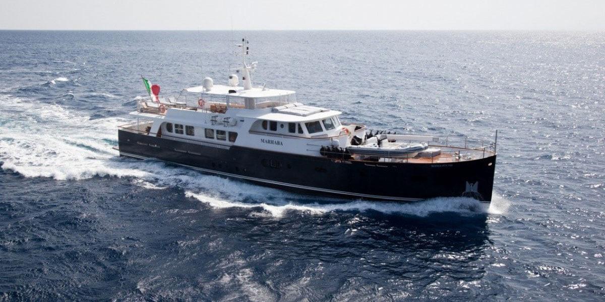 Classic Motor Yacht Marhaba