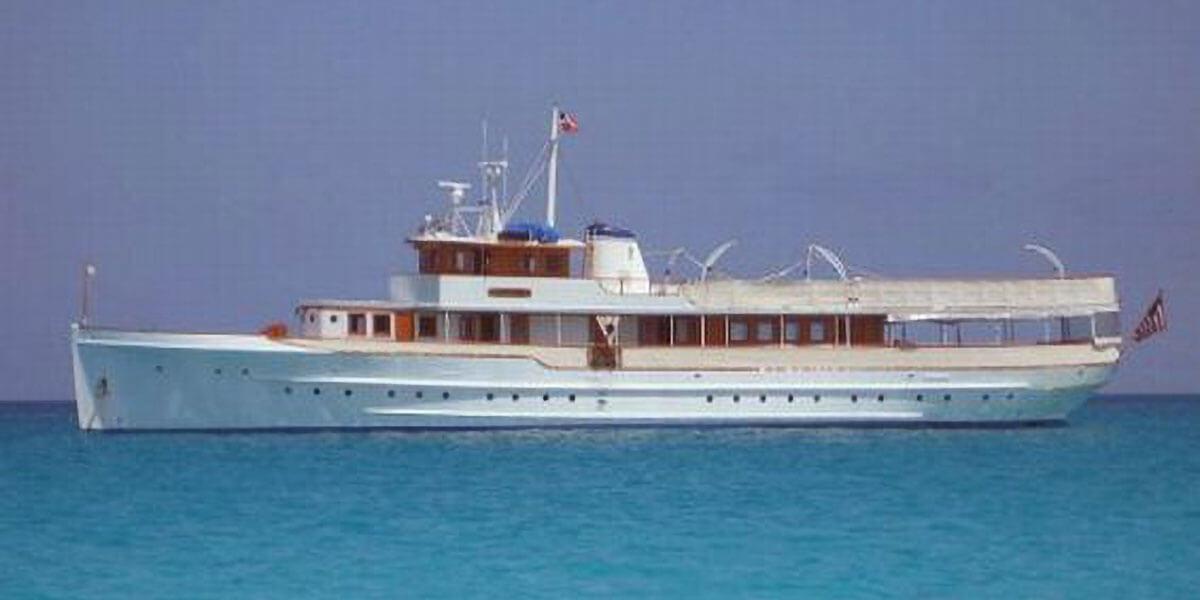 Classic Motor Yacht Mariner III