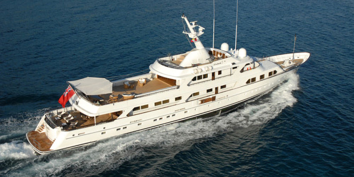 Classic Motor Yacht Mirage
