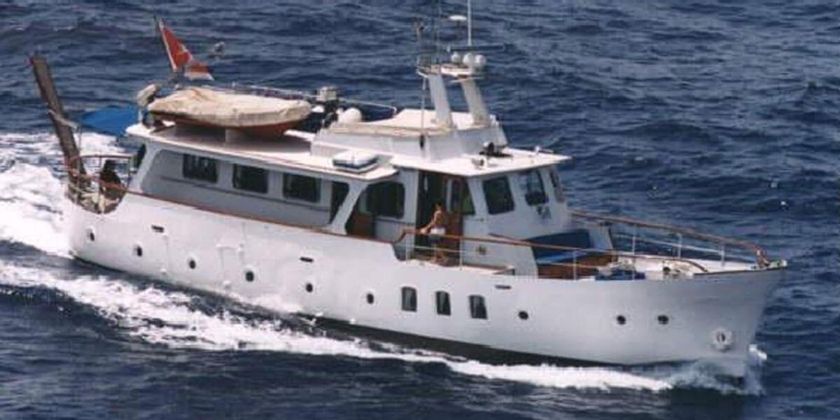 Classic Motor Yacht Noneta