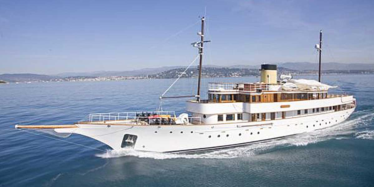 Classic Motor Yacht Rs Eden