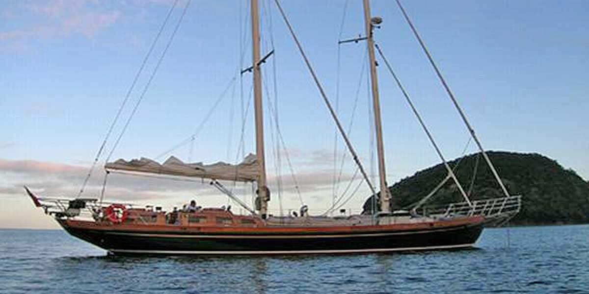 Classic Sailing Yacht Haparanda