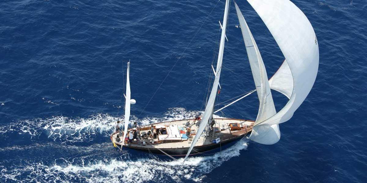 Classic Sailing Yacht Samarkand