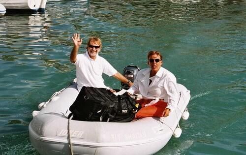 Classic Sailing Yacht Shaitan Crew