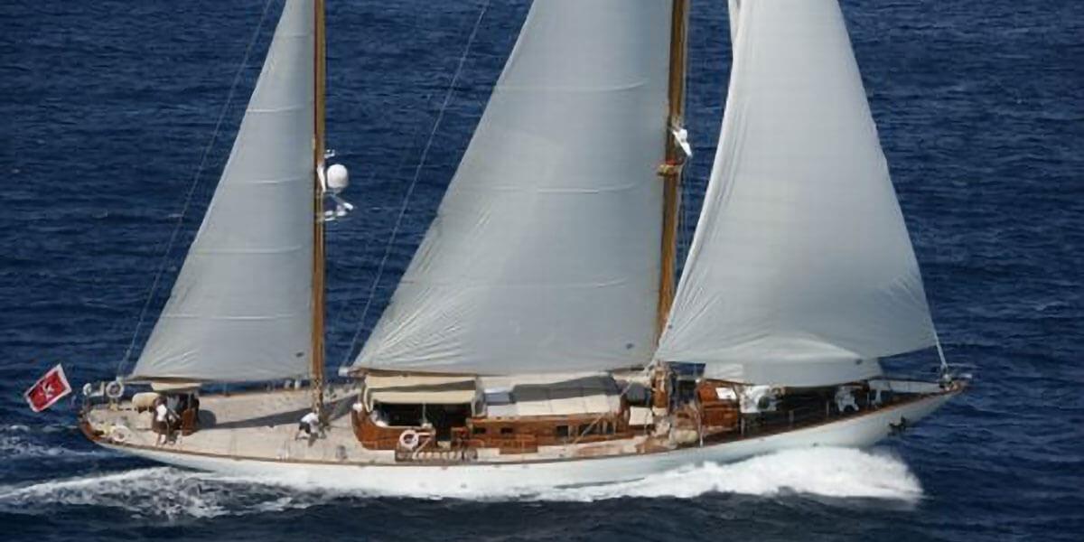 Classic Sailing Yacht Tiziana