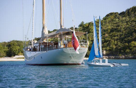 Classic Sailing Yacht Tiziana Stern