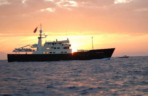 Expedition Vessel Bleu De Nimes Cruising