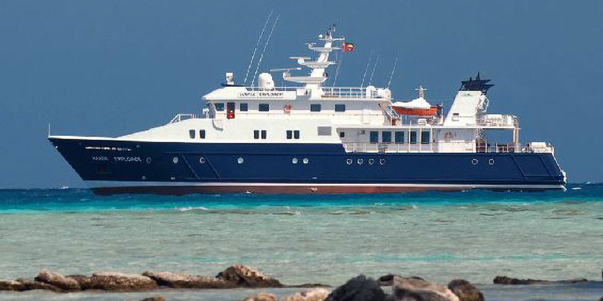 Expedition Vessel Hanse Explorer