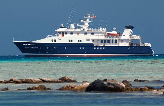 Expedition Vessel Hanse Explorer Port Profile