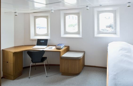 Expedition Vessel Navigator Desk