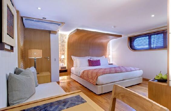 Expedition Vessel Salila Double Cabin