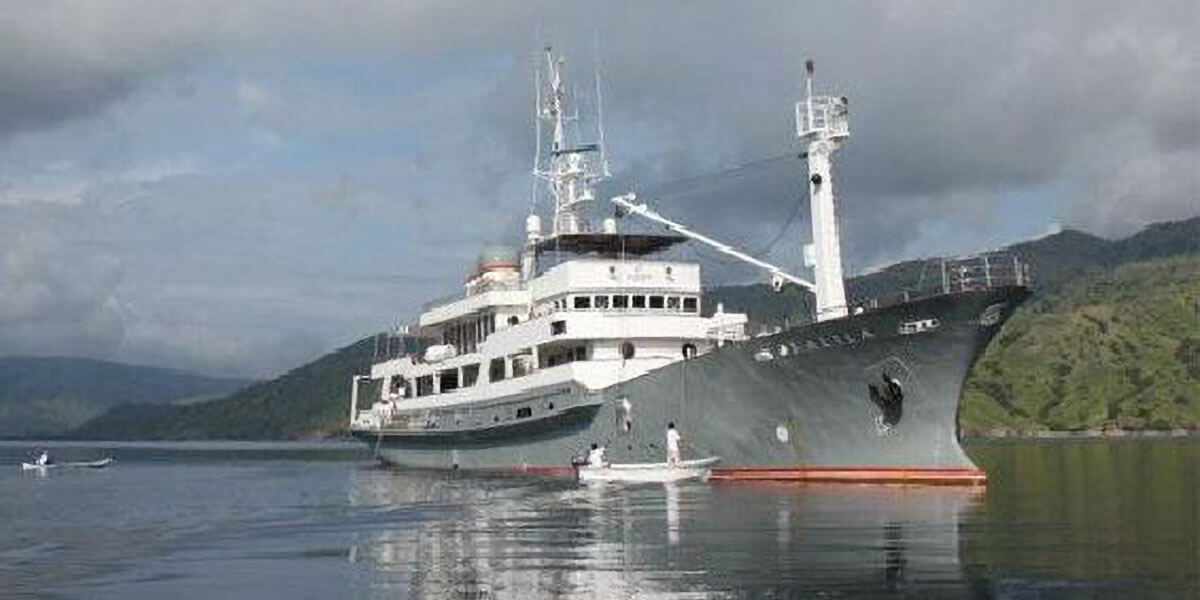 Expedition Vessel Salila
