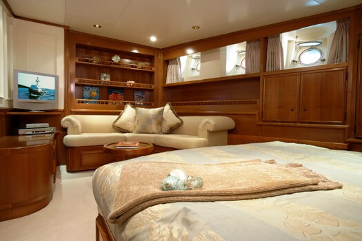 Expedition Vessel Seawolf Double Cabin
