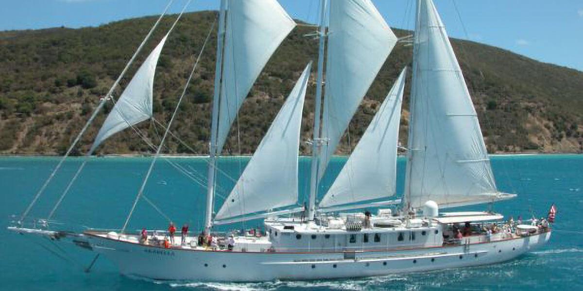 Tall Ship Arabella