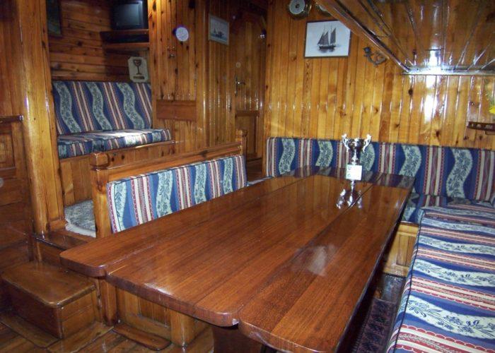 Tall Ship Rhea Saloon 02