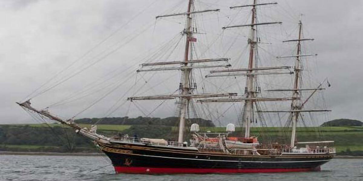 Tall Ship Stad Amsterdam
