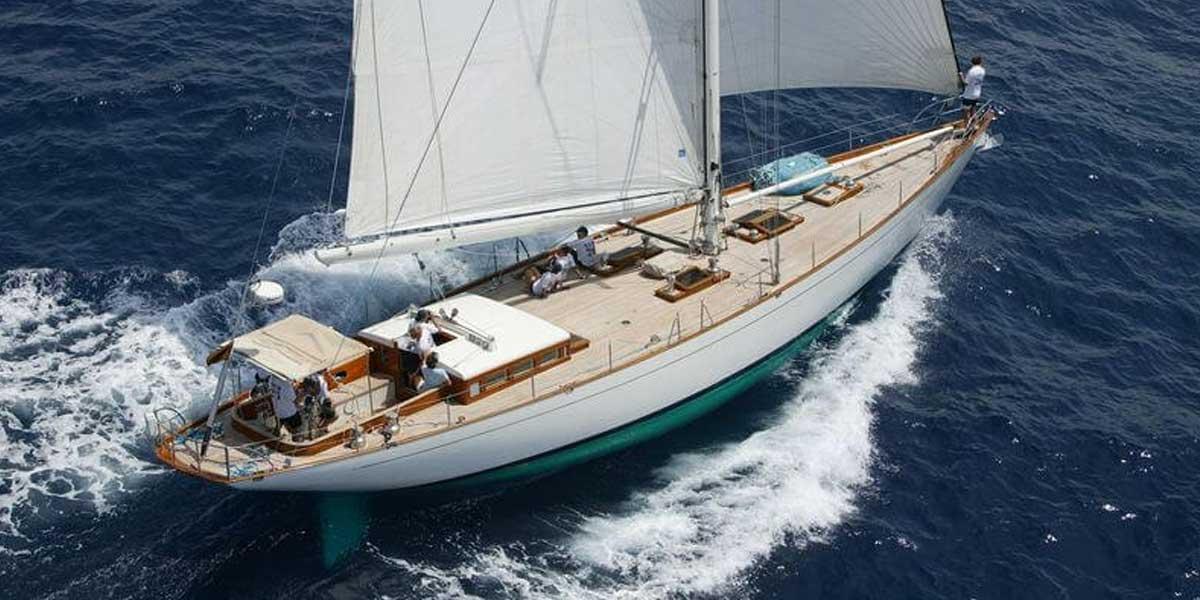Classic Sailing Yacht Aurelius