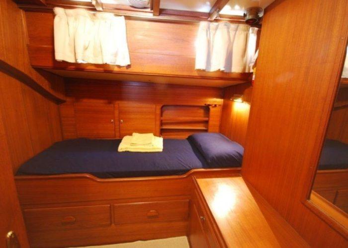 sailing yacht Paulena double cabin