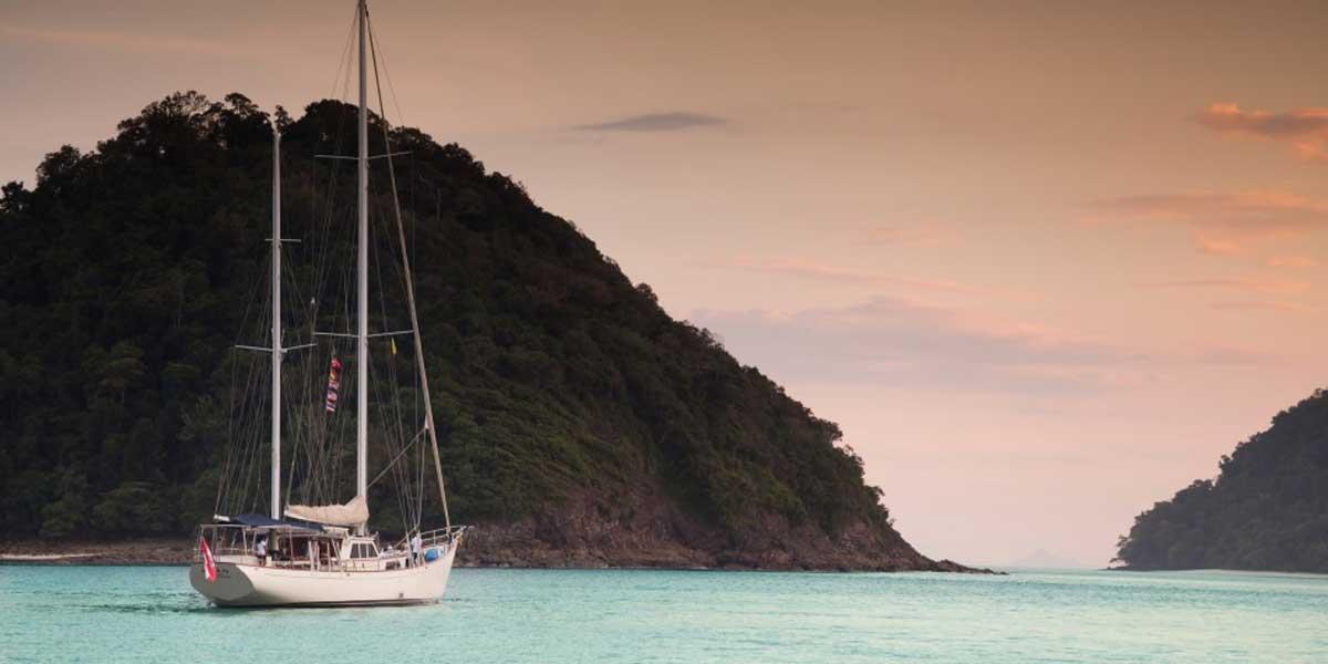 Classic Sailing Yacht Meta IV