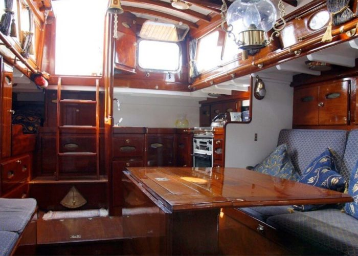 Classic Sailing Yacht Cetewayo Gallery