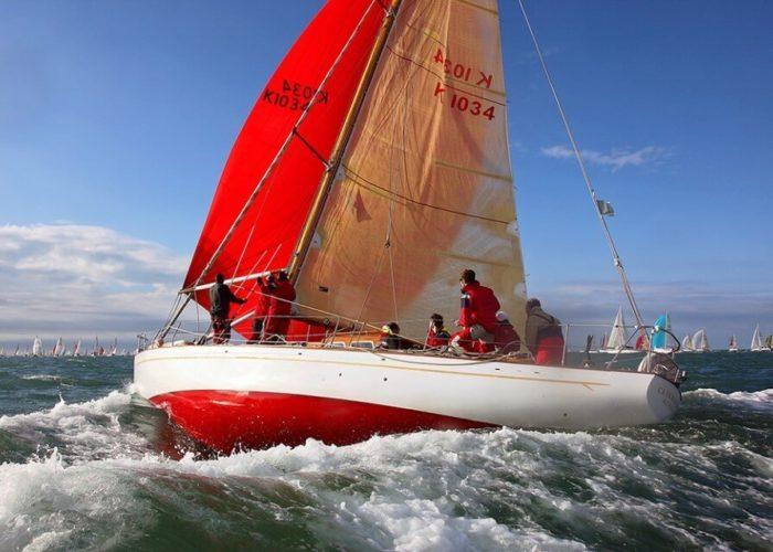 Classic Sailing Yacht Cetewayo Needles