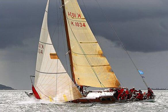 Classic Sailing Yacht Cetewayo Profile