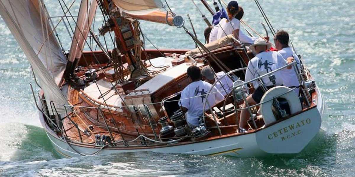 Classic Sailing Yacht Cetewayo