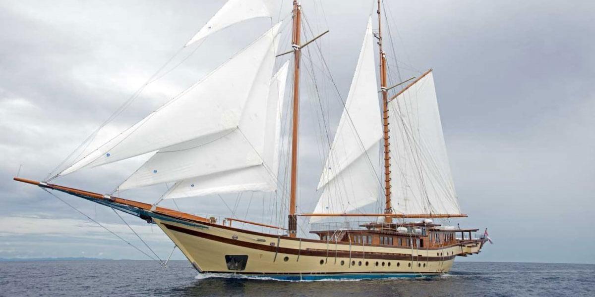Classic Sailing Yacht Lamima