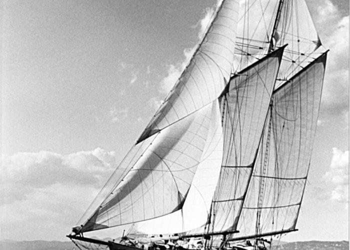Classic Sailing Yacht Puritan Sailing History