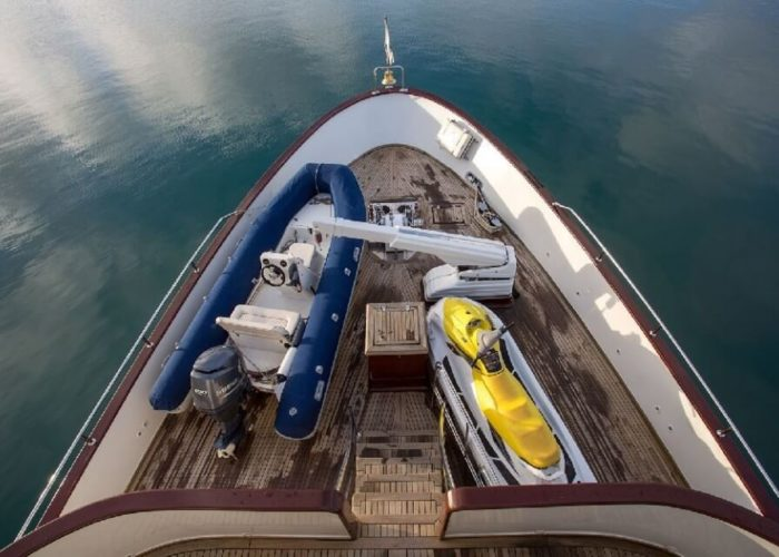 Classic Motor Yacht Donna Del Mare Watertoys