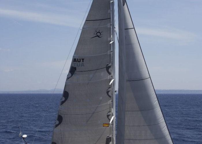 Classic Sailing Yacht Noheea Cruising