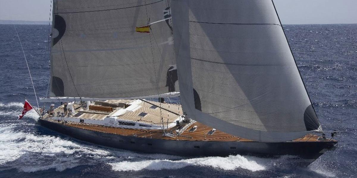 Classic Sailing Yacht Noheea