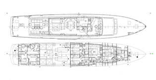 Classic Motor Yacht Tempest WS Layout