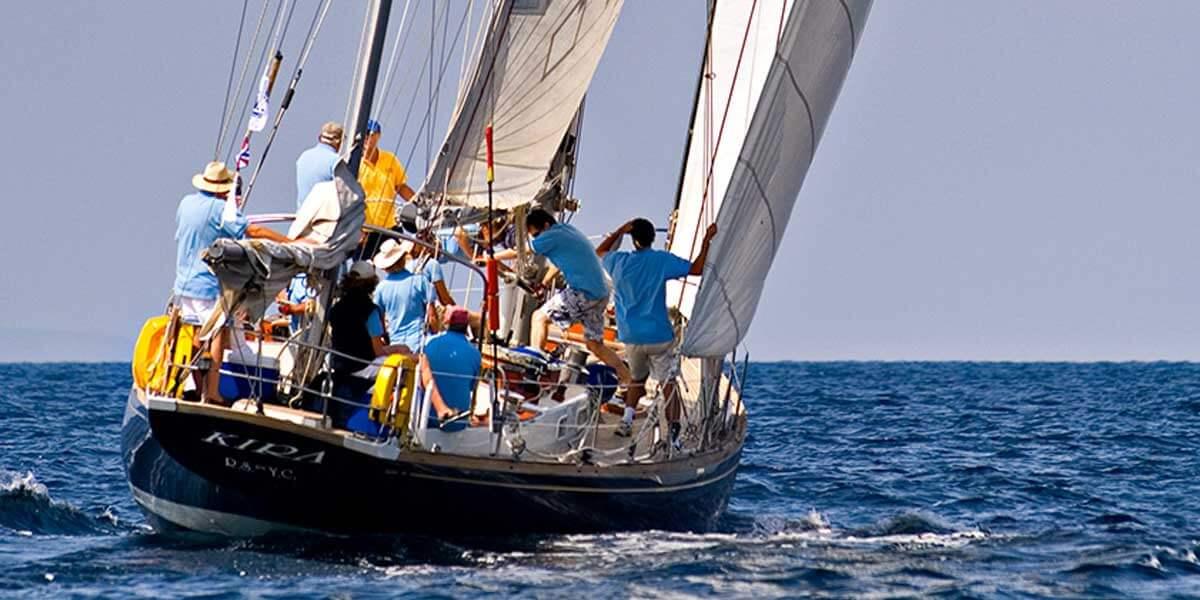 Classic Sailing Yacht Kira
