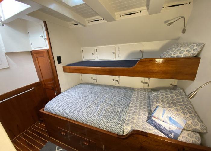 Eros Port Aft Cabin