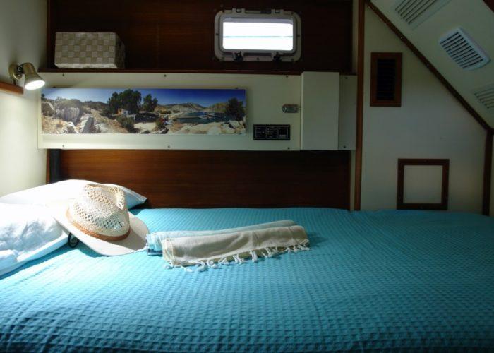 Classic Sailing Yacht Magic Double Cabin
