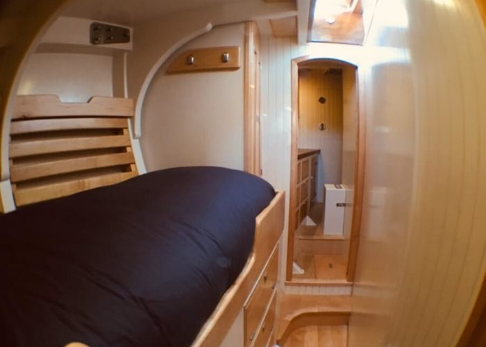 Classic Yacht Helena Single Cabin