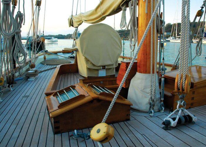 halcyon deck cover