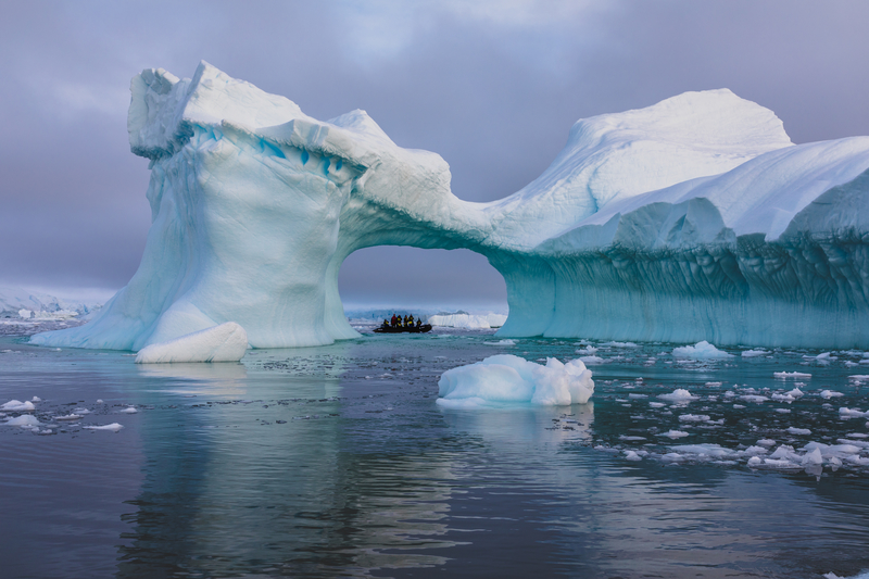 Antarctica Luxury Adventure Yacht Charter