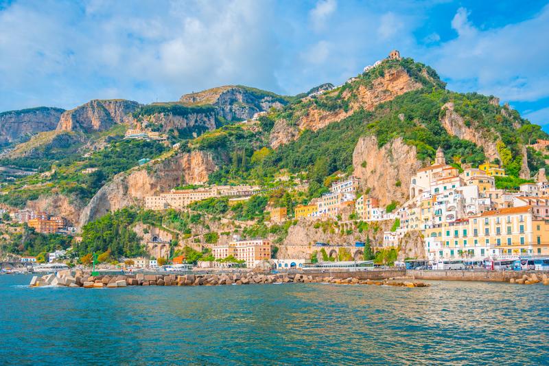 Classic Yacht Charter Amalfi Coast