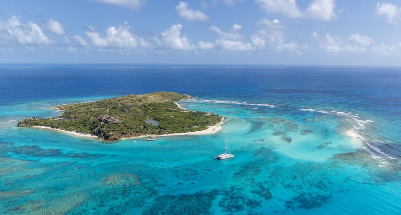 Yacht Charter Necker Island BVIs