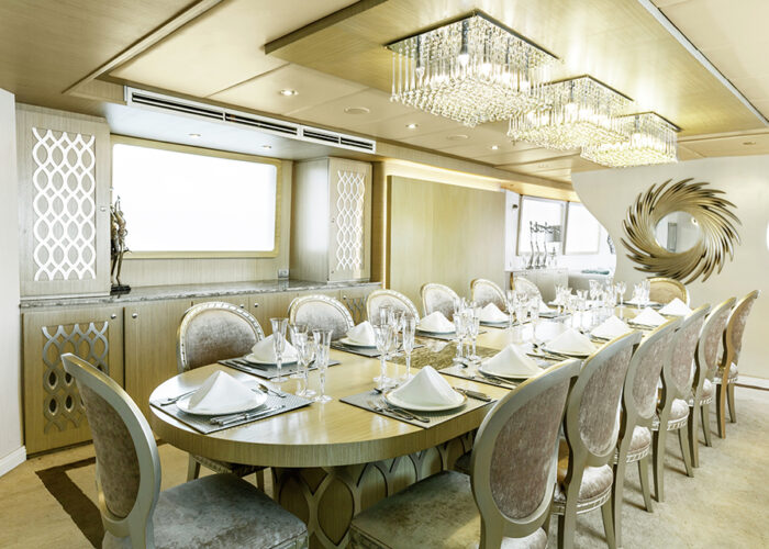 classic motor yacht stella maris interior dining.jpg