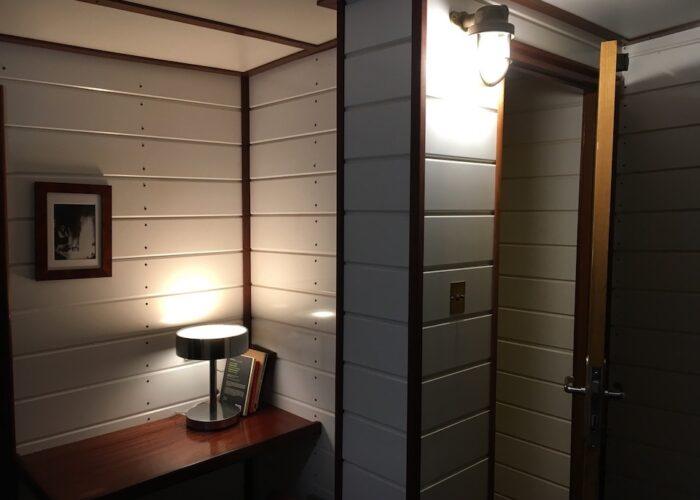 Balto double cabin desk