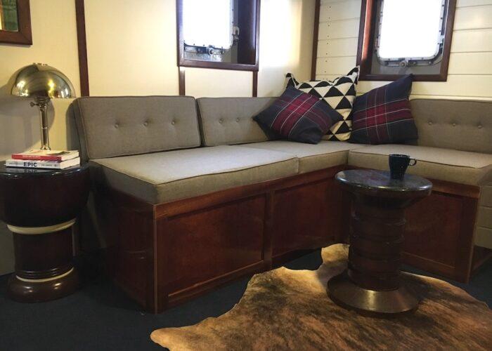 Balto master cabin couch