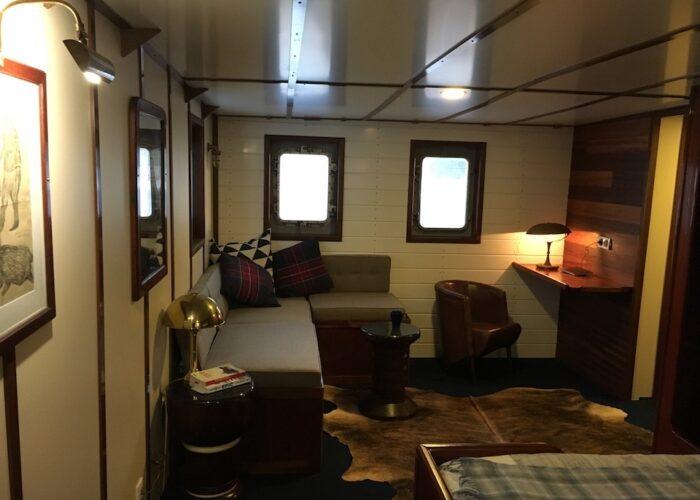 Balto master cabin1