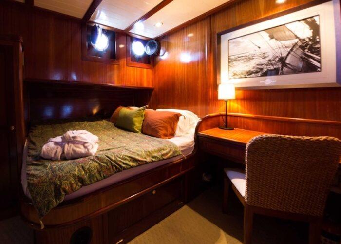 Double cabin smart spirit