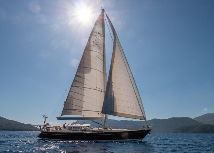 Morning Calm Undersail 4