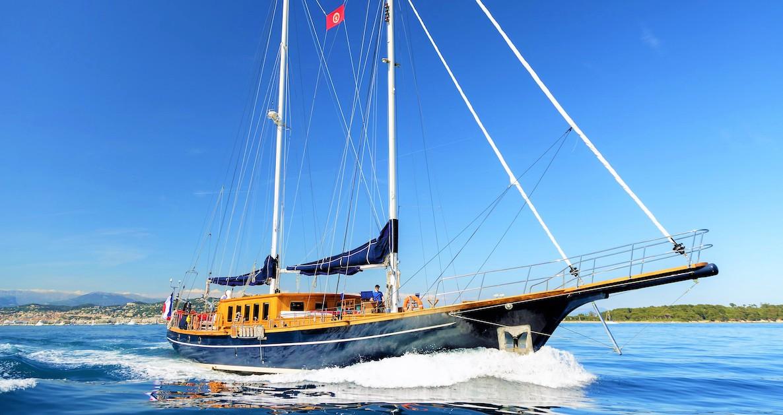Sail Dalmatia's Smart Spirit Yacht banner