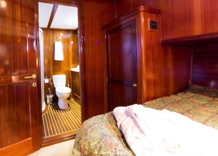 Smart spirit double cabin